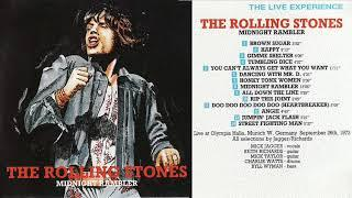 The Rolling Stones - 1973 Olympiahalle Munich