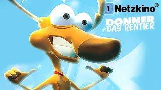 Donner - Das Rentier (Animationsfilm mit der Stimme von Otto Waalkes, ganzer Fantasy Film Deutsch)