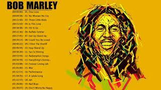 Bob Marley Greatest Hits Full Album Reggae Songs - Bob Marley Best Of Playlist New 2018