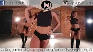 Best Reggaeton & Dancehall Hip Hop Twerk Party Mix #15 | New Latin Pop Club Dance Music 20