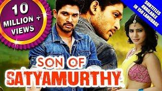 Son Of Satyamurthy Full Hindi Dubbed Movie | Allu Arjun, Samantha, Upendra, Nithya Menen