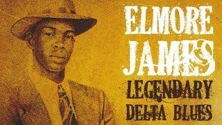"Elmore James - 40 Exciting Legendary Blues Tracks: Tribute To Elmore James, ""King of Slide Guitar"""