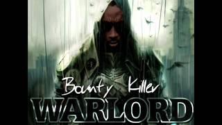 DJ FearLess - Bounty Killer - Warlord DanceHall Mixtape