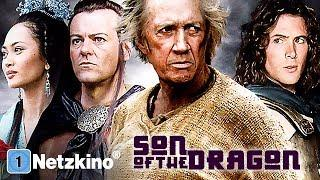 Son of the Dragon - Teil 2/2 (Action, ganzer Actionfilm Deutsch, Abenteuerfilme Deutsch) *HD*