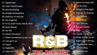 Old Skool R&B Classics 70s 80s 90s | R&B Love Songs 70s 80s 90s Hip-Hop & R&B Playlist
