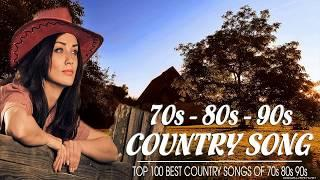 Best Country Music Gold - Great Country Classics 70s 80s 90s - Classics Country Gold Playlist