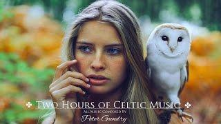 2 HOURS of Celtic Fantasy Music - Magical, Beautiful & Relaxing Music