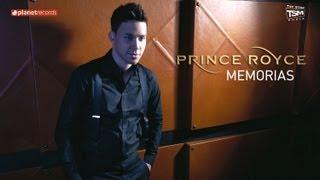 PRINCE ROYCE - Memorias (Official Web Clip)