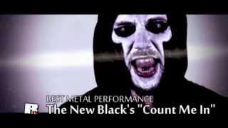 RLM WORLD MUSIC VIDEO AWARDS BEST METAL PERFORMANCE NOMINEES PROMO