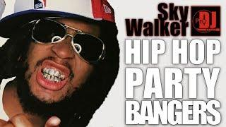 Hip Hop Party Bangers #2 | Best Black Music Club Songs | DJ SkyWalker