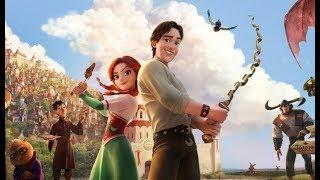 Stolen Princess (2018) Full Movie english For Kids - Animation - New Disney Cartoon 2018