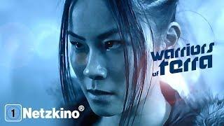 Warriors Of Terra (Science Fiction, Horrorfilm in voller Länge, ganzer Film, kompletter Film) *HD*
