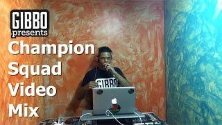 Dancehall Mix Best Of 2014 - Champion Squad - DJ Reem