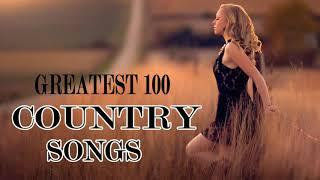 Greatest 100 Country Songs Of 2018 - NEW Country Music Playlist 2018 - Best Country Music 2018