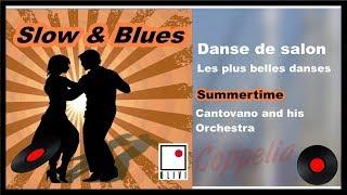SLOW & BLUES - BALLROOM DANCING -  DANSE DE SALON -  COPPELIA OLIVI