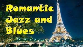 Romantic Jazz and Blues Music in Paris