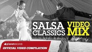 BEST OF SALSA HITS ► 22 SALSA CLASSICS VIDEO HIT MIX ► CELIA CRUZ - TITO PUENTE  - OSCAR D'LEON