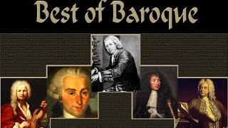 Best Of Baroque Music. - Classical Music & Baroque Castle Architecture