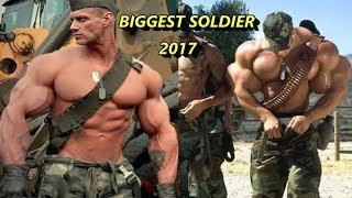 World's Biggest Soldiers 2018   US Army Workout   Bodybuilding Motivation