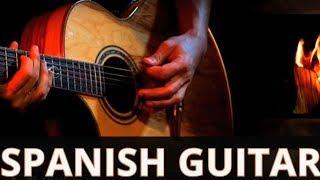 SPANISH GUITAR LATIN POP  MUSIC POPULAR  HITS INSTRUMENTAL LOVE SONGS FIREPLACE SPA RELAXING MUSIC