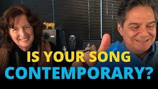 How to Write Contemporary Songs with Robin Frederick [Song Reviews]