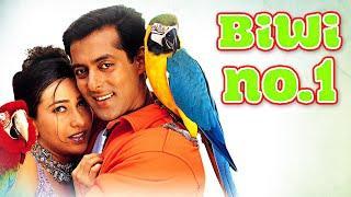 Biwi No 1 Full Movie | Salman Khan, Karishma Kapoor & Sushmita Sen | Comedy Hindi Movie