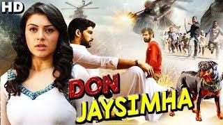 DON JAI SIMHA (2018) Full Hindi Dubbed Movie | #New South Indian #Movies | Full #Action South Movie