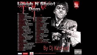 2013 October Dancehall Diss Clash Gunshot Mix _Best Badness Tommy lee Kartel Mavado Bounty killer
