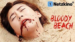 Bloody Beach (Horror, Thriller, ganze Filme auf Deutsch anschauen in voller Länge, kompletter Film)