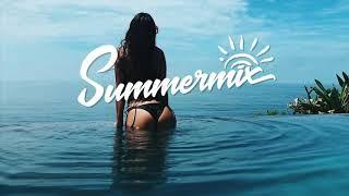 SUMMER MIXTAPE 2018 | BEST OF TROPICAL DEEP HOUSE CHILL OUT LOUNGE MUSIC 2018 BY MIRACLE