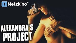Alexandra's Project (Drama, Thriller, ganzer Film)