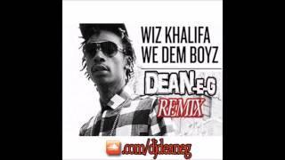 Wiz Khalifa - We Dem Boyz (Dean-E-G Deep House Remix)