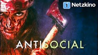 Antisocial (Horrorfilme auf Deutsch anschauen in voller Länge, ganzer Film Deutsch) *HD*