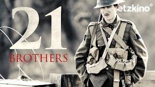 21 Brothers (Kriegsfilme Deutsch in voller Länge, ganze Kriegsfilme auf Deutsch anschauen) *HD*