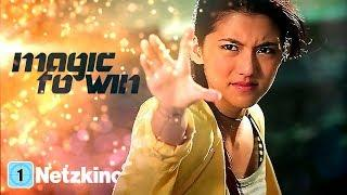 Magic to Win (Action-Komödie auf Deutsch anschauen, Komödie in voller Länge, ganzer Film) *HD*