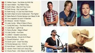 Country Music 2018 - Top Country Songs Playlist 2018 - Inspirational Country Songs