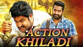 Action Khiladi 2018 South Indian Movies Dubbed In Hindi Full Movie | Jr NTR, Samantha, Shruti Haasan