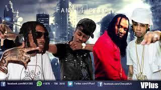 Best songs Dancehall mix 2018 - Popcaan, Alkaline, Mavado, Konshens, Tommy Lee