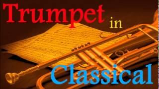 The Best Baroque Music.  1 Hour with The Most Rare Classical Recording for Trumpet. HQ Recording