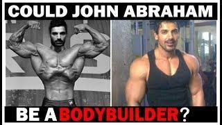 John Abraham Could He Be A Bodybuilder? | John Abraham Workout Bodybuilding | Satyameva Jayate