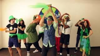 SHAMROCK BEAT : Irish Dance for Kids by FunikiJam World Music