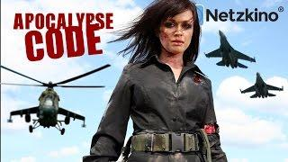 Apocalypse Code (Thriller, Actionfilme auf Deutsch anschauen in voller Länge, Film Deutsch) *HD*