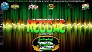 REGGAE MUSIC MIX (January 2018) Best Songs of 2017 - Jah Cure/Romain Virgo/Tarrus Riley