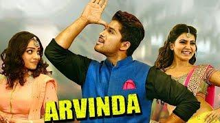 ARVINDA  New Release South Dubbed Hindi Action Movie  2018 Latest south Indian Movie Full HD 2018