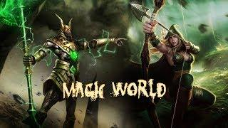 Magic World ll Chinese Hindi Dubbed Action, Adventure Movie ll Full Movie in Hindi ll