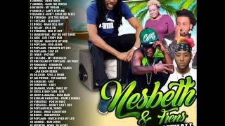 DANCEHALL REGGAE MIX -  2017 JUNE -NESBETH AND FRENS ,POPCAAN,,MAVADO,ALKALINE,DJ JASON 87644849
