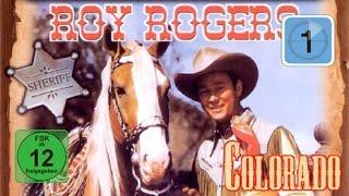 Colorado - Mit ROY ROGERS (Western auf deutsch)