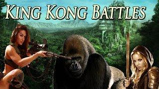 King Kong Battles || New Hollywood Action,Adventure Full Movie 2018 || Online Full Movies