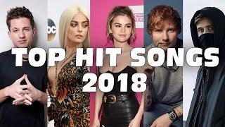 Top Hit Pop Songs of The World 2018 - Best Songs Of Spotify 2018 - Live Stream 24/24