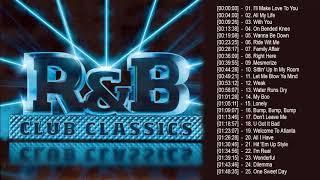 Late 90's Early 2000's R&B Mix   Throwback Hip Hop & R&B Songs   R&B Classics   Old School Club Mix